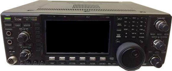 現代HFデスクトップトランシーバーを買取いたします。