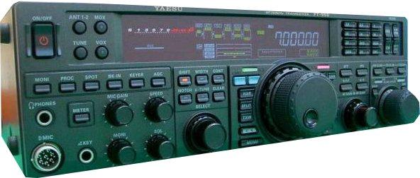 アマチュア無線の醍醐味!固定型無線を高く買います!