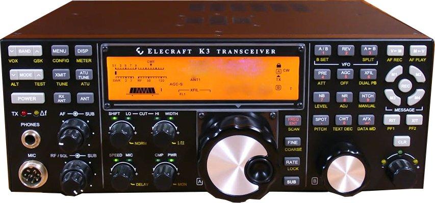 Elecraft K3 HF+50MHzトランシーバーの買取について