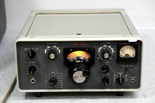 コリンズ屈指の名機、KWM-2/2Aの買取について